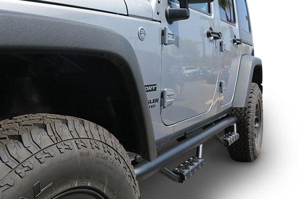 rbp rx 7 step bars jeep