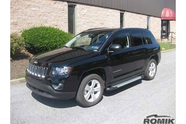 Jeep Compass Romik RAL Running Boards