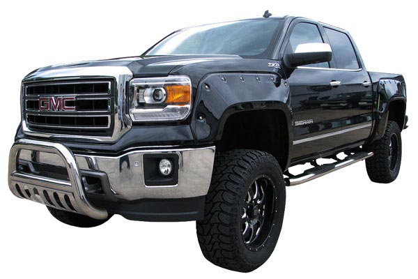 steelcraft 5 inch widestep premium oval nerf bars sierra