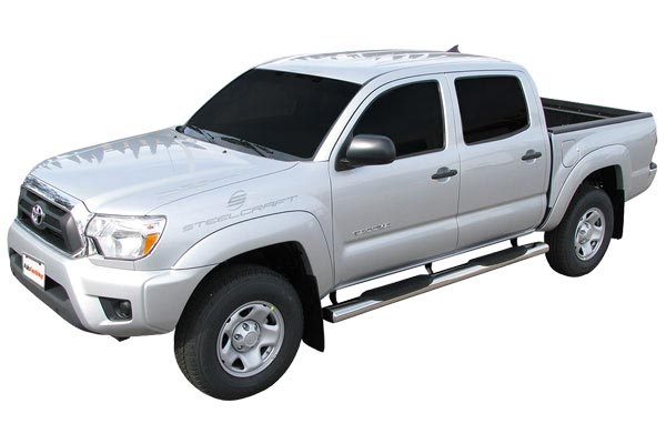 steelcraft 6 inch big foot oval nerf bars toyota