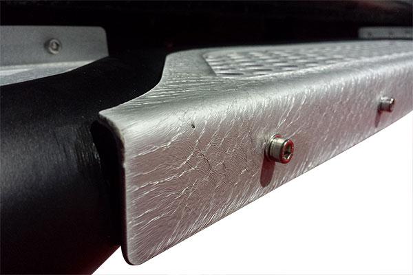 steelcraft evo3 step boards detail