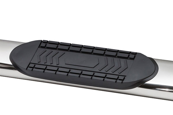 tuff bar 6 inch oval nerf bars step pad
