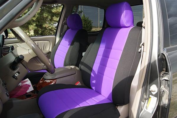 1484 wet okole neoprene seat covers purple front 17345703