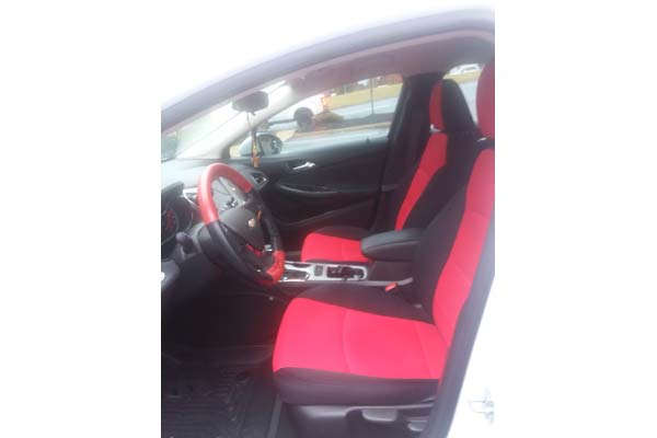 Customer Submitted Image - Coverking Spacer Mesh Seat Covers