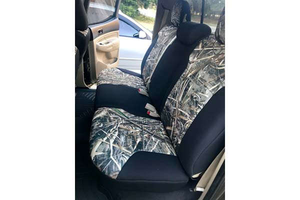 Customer Submitted Image - SKANDA RealTree Camo Neosupreme Seat Covers by Coverking