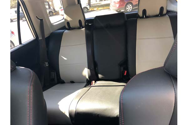 Customer Submitted Image - Coverking Leatherette Seat Covers