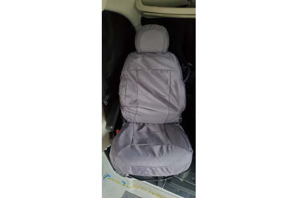Customer Submitted Image - Coverking Cordura Ballistic Seat Covers
