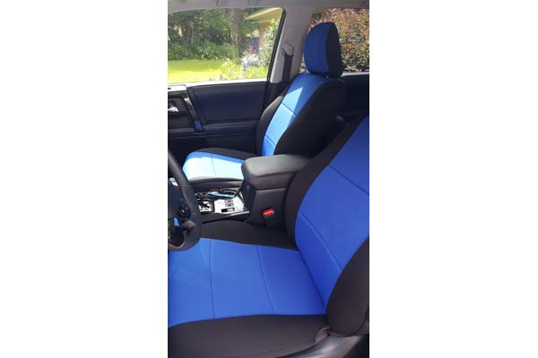 Customer Submitted Image - Coverking Genuine CR Neoprene Seat Covers