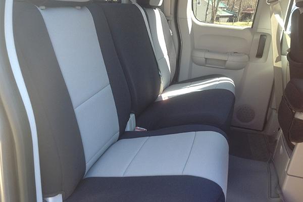 5645 coverking neoprene seat cover sierra 72104130