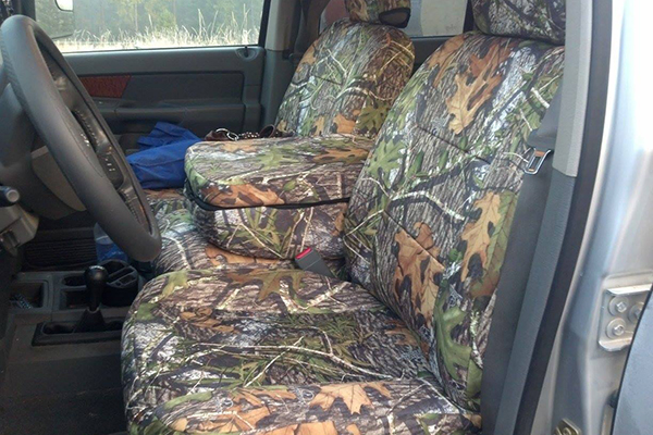 7444 coverking mossy oak camo neosupreme seat covers dodge ram 17451118