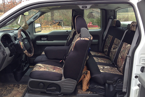 7444 coverking mossy oak camo neosupreme seat covers f150 72356045