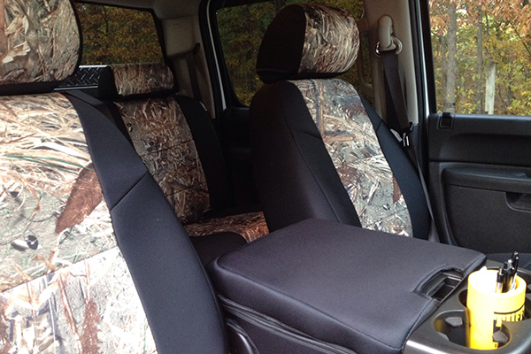 7444 coverking mossy oak camo neosupreme seat covers silverado 72254164