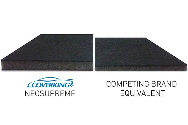 Coverking MaterialThickness