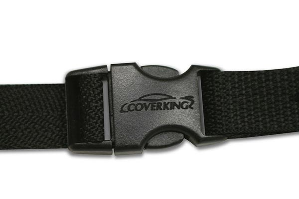 Coverking buckle close up