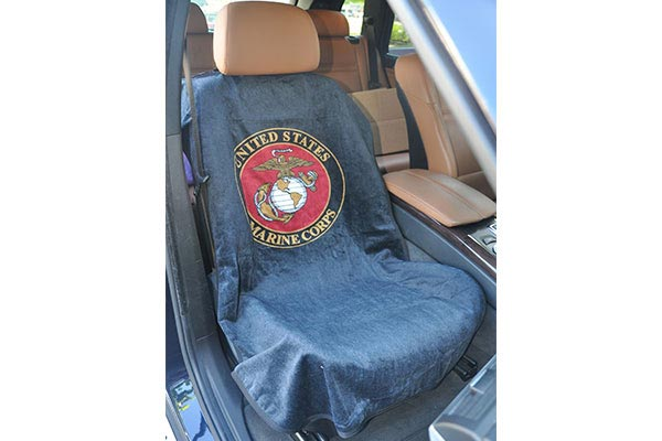 Seat Armour towel seat covers MARINES