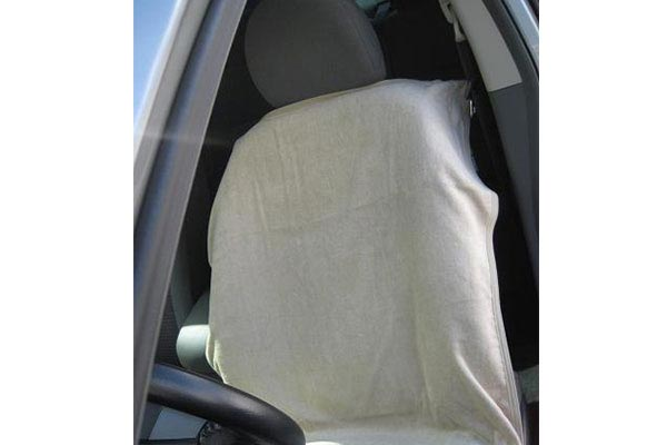 Seat Armour towel seat covers tan