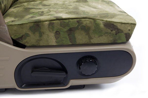 a tacs camo canvas seat covers by coverking detail 2