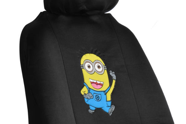 bdk minions seat covers detail