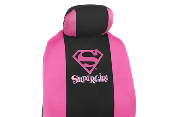 bdk supergirl seat covers decal