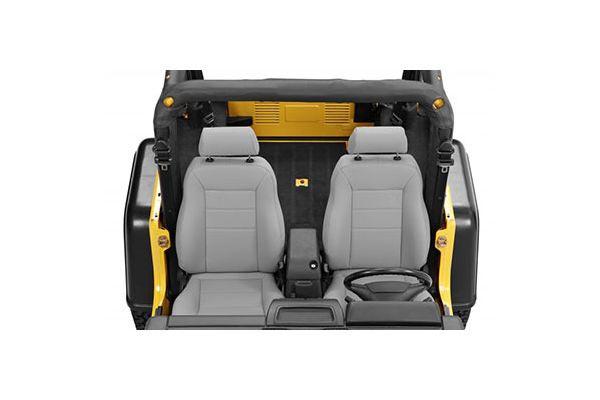 bestop trailmax ii pro seats overhead