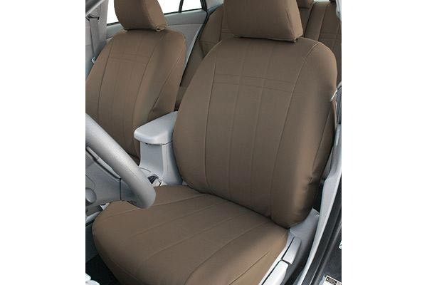 cal trend leather beige driver seat