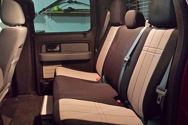 Customer Submitted Image - Caltrend NeoSupreme Seat Covers