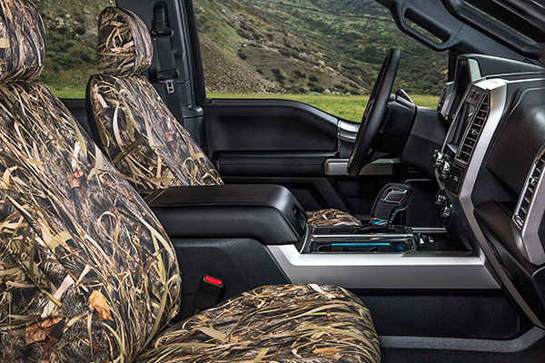 caltrend toughcamo seat covers free shipping