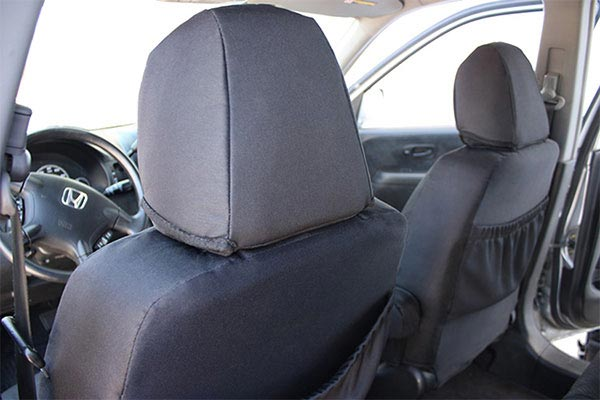 caltrend dura plus seat cover rear seat shot