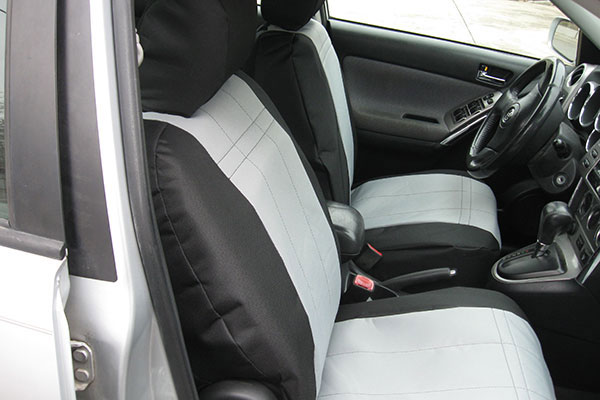 caltrend dura plus canvas seat covers cust image