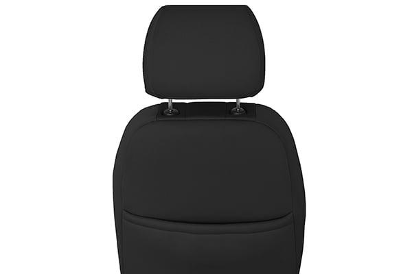 caltrend genuine neoprene seat covers seat back