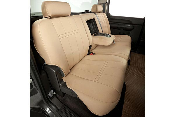 caltrend neosupreme seat covers 2nd row Beige