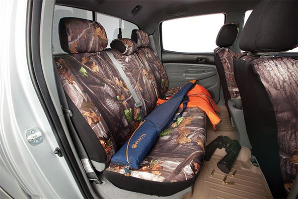 camo seat covers saddleman B 002