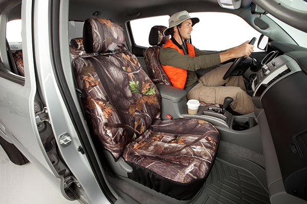camo seat covers saddleman E 014