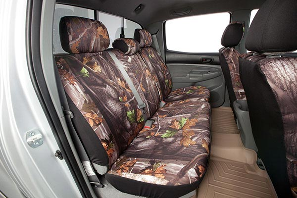 camo seat covers saddleman Rear A
