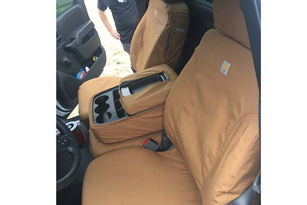Customer Submitted Image - Carhartt Seat Saver Seat Covers