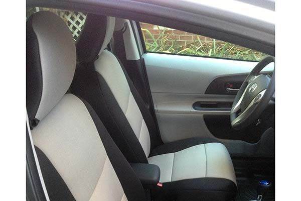 Customer Submitted Image - Coverking NeoSupreme Seat Covers