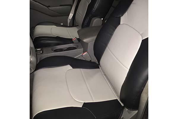 Fine Coverking Leatherette Seat Covers Machost Co Dining Chair Design Ideas Machostcouk