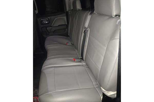 Customer Submitted Image - Coverking Rhinohide Seat Covers for 2019 Chevy Silverado