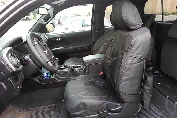 Customer Submitted Image - Coverking Tactical Seat Covers
