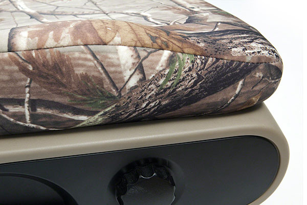 coverking realtree camo neoprene seat covers seat side