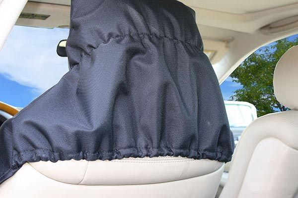 coverking seatshield canvas seat covers back
