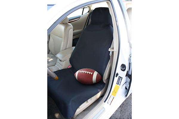 coverking seatshield canvas seat covers football
