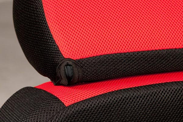 coverking spacer mesh headrest closeup