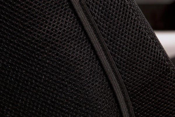 coverking spacer mesh seam