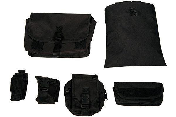 coverking tactical components
