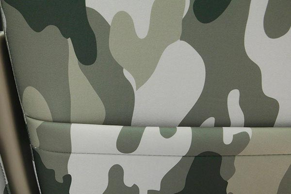 coverking traditional camo neosupreme seat covers map pocket
