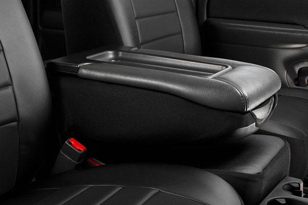 fia leatherlite seat covers center console