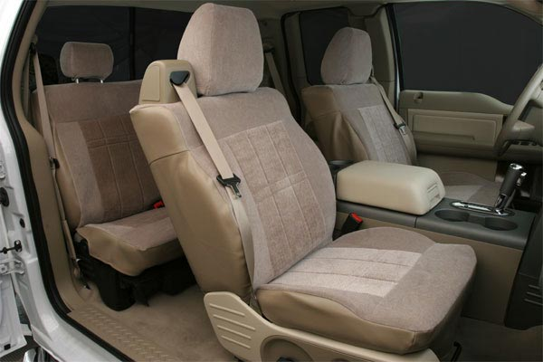 oxford velour front seats