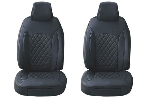 Black ProZ Premium Leatherette Seat Covers