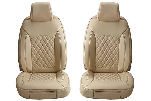 Sand Color ProZ Premium Leatherette Seat Covers